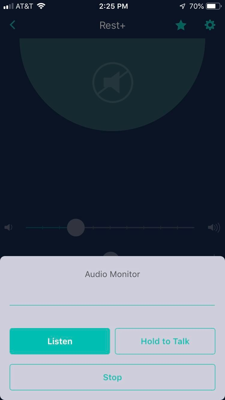 Using the Audio Monitor on Rest+ – Hatch Baby Support